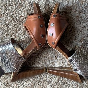 Donald J. Pliner Shoes - Donald J. Pliner studded heels